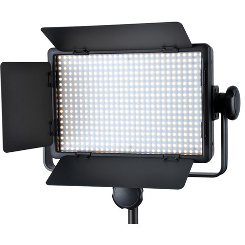 GODOX LED VIDEO LIGHT 500C  Bi-COLOR  LIGHTING WITH REMOTE
