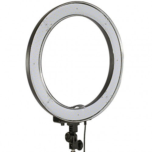ring light with remote + stand + mobile holder and bag