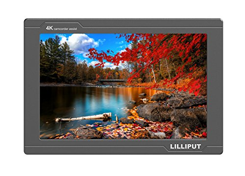 "LILLIPUT FS7 7"" Full HD Camera Monitor with 3G-SDI and 4K HDMI"