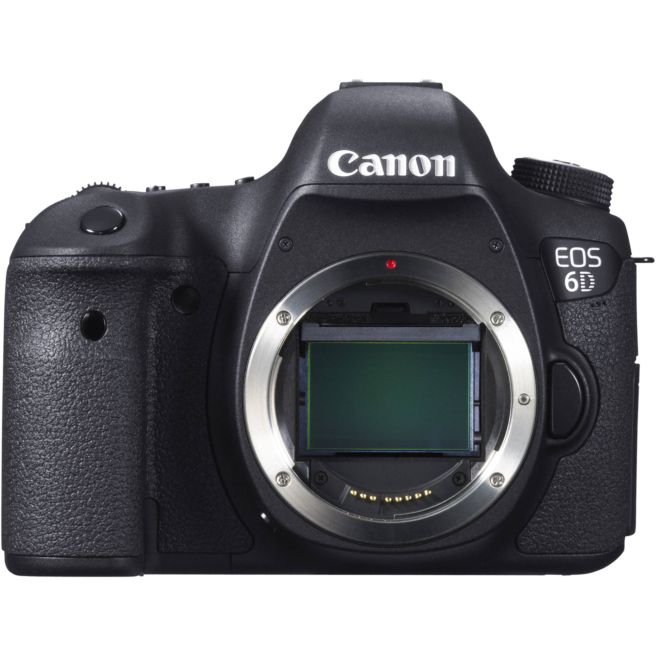 Canon EOS 6D Body + 16GB C10