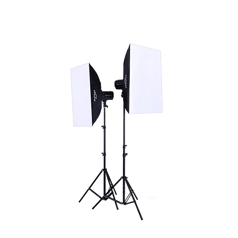 NiceFoto Studio Flash kit 250w