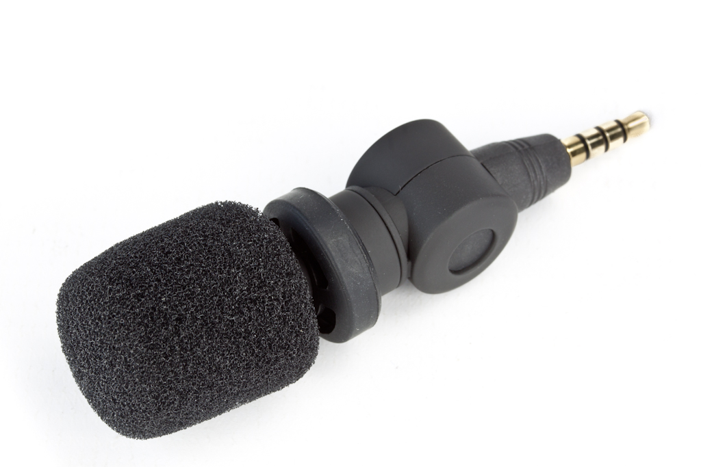 Saramonic i-Mic FOR iphone ,ipod,ipad