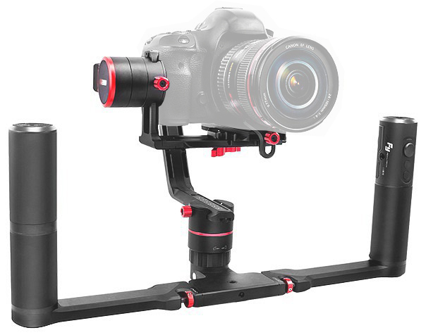 Feiyu a2000 Dual Hand Grip Kit 3-Axis Camera Gimbal FeiyuTech DSLR Stabilizer